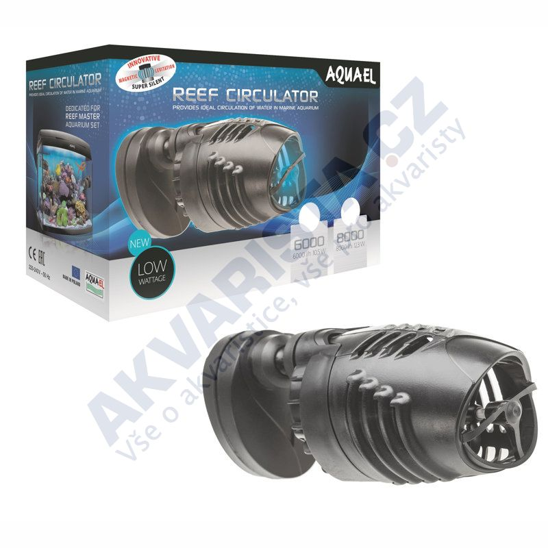 AquaEl Reef Circulator 6000