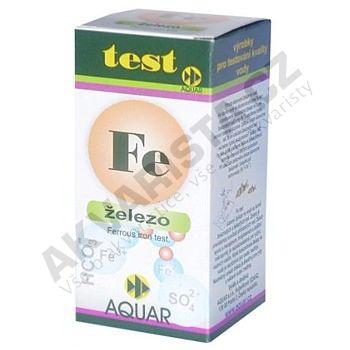 Aquar Test Fe (železo)