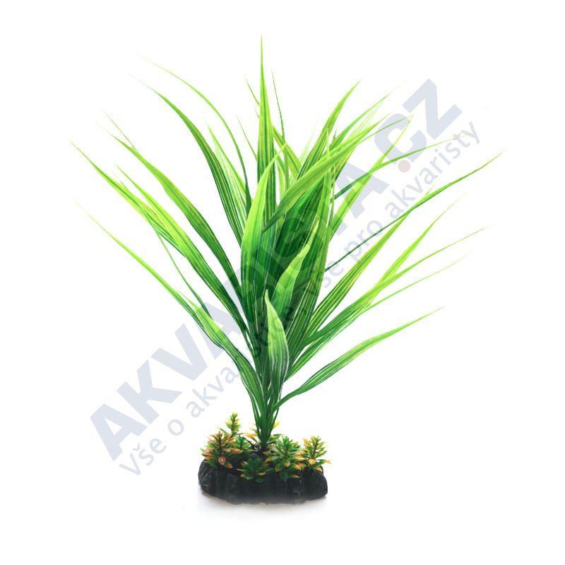 ATG Plastová akvarijní rostlinka premium MEDIUM (67220)