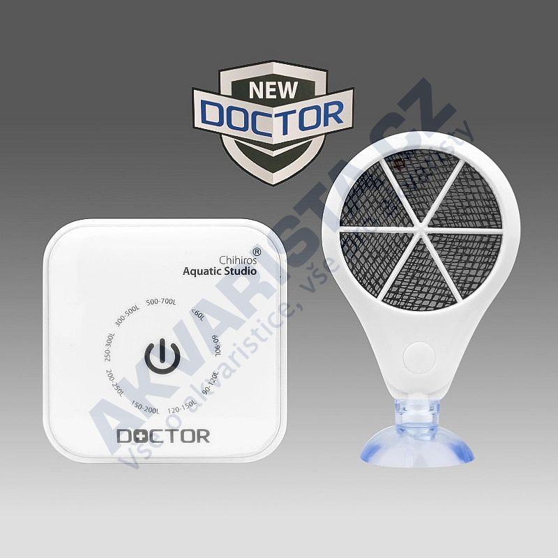 Chihiros Doctor III PROFI PACK (2 náhradní membrány a cleaner navíc)