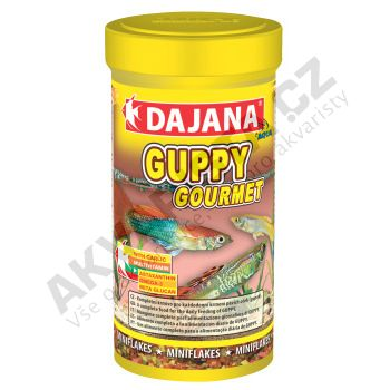 Dajana Guppy gourmet mini flakes 100ml