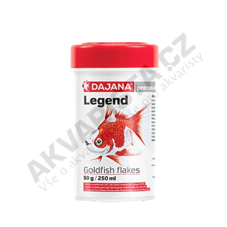 Dajana LEGEND Goldfish flakes 250ml