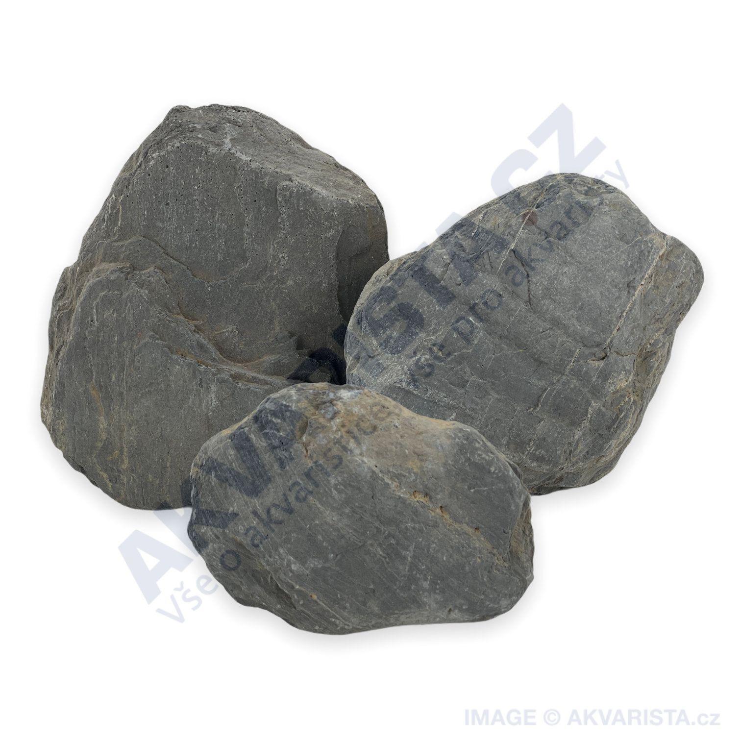 Dark Blue sky rock akvarijní kámen (1 kg)