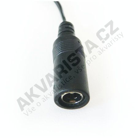 LED DC kontektor napájecí s kabelem samice