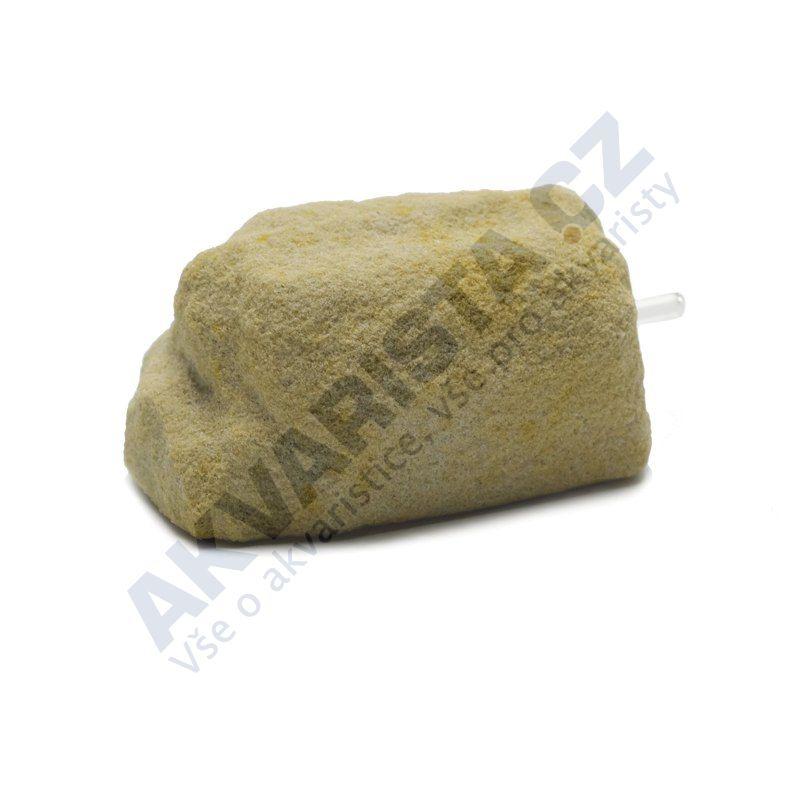 Přírodní vzduchovací kámen pískovec velikost 2