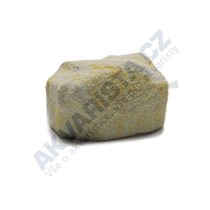 Přírodní vzduchovací kámen pískovec velikost 3