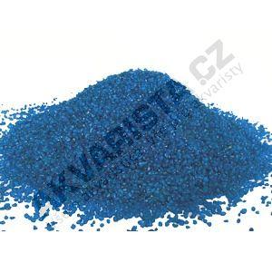 Písek akvarijní 0.6 - 1.2 mm - modrý nano, 25kg