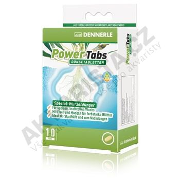 Dennerle PowerTabs 30 tablet
