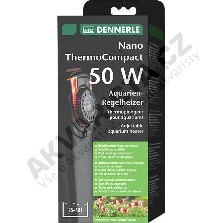 Dennerle Nano ThermoCompact akvarijní topítko 50W