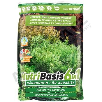 Dennerle NutriBasis 6v1 substrát 4.8kg