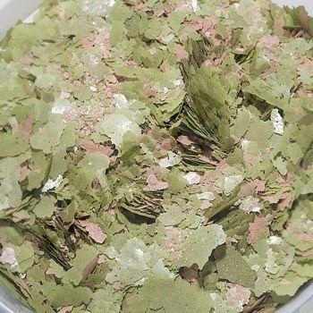 EasyFish Garlic/Chlorella mix Flakes 600g