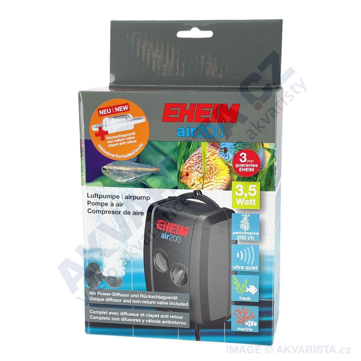 Eheim Air pump 200 (3702)