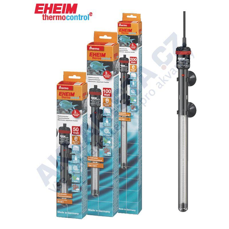 Eheim Thermocontrol topítko e100 (100W pro akvárium 100-150 litrů)