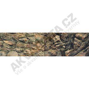 Ekol Akvarijní pozadí kořen 200x60cm