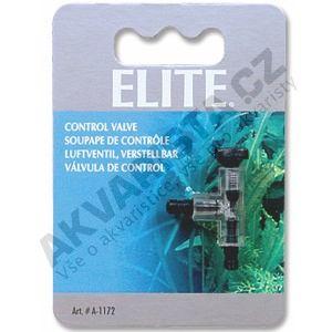 Elite regulační ventil pro vzduchovací hadičku 4/6 mm