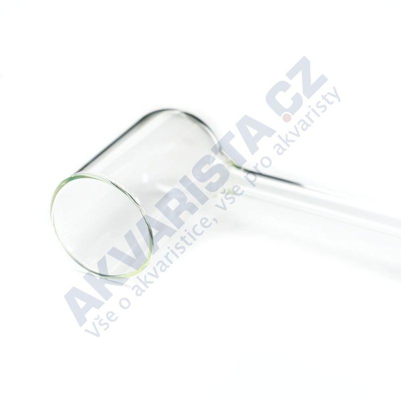 AKVARISTA.cz Chytač ryb fajfka skleněná - střední (40mm)