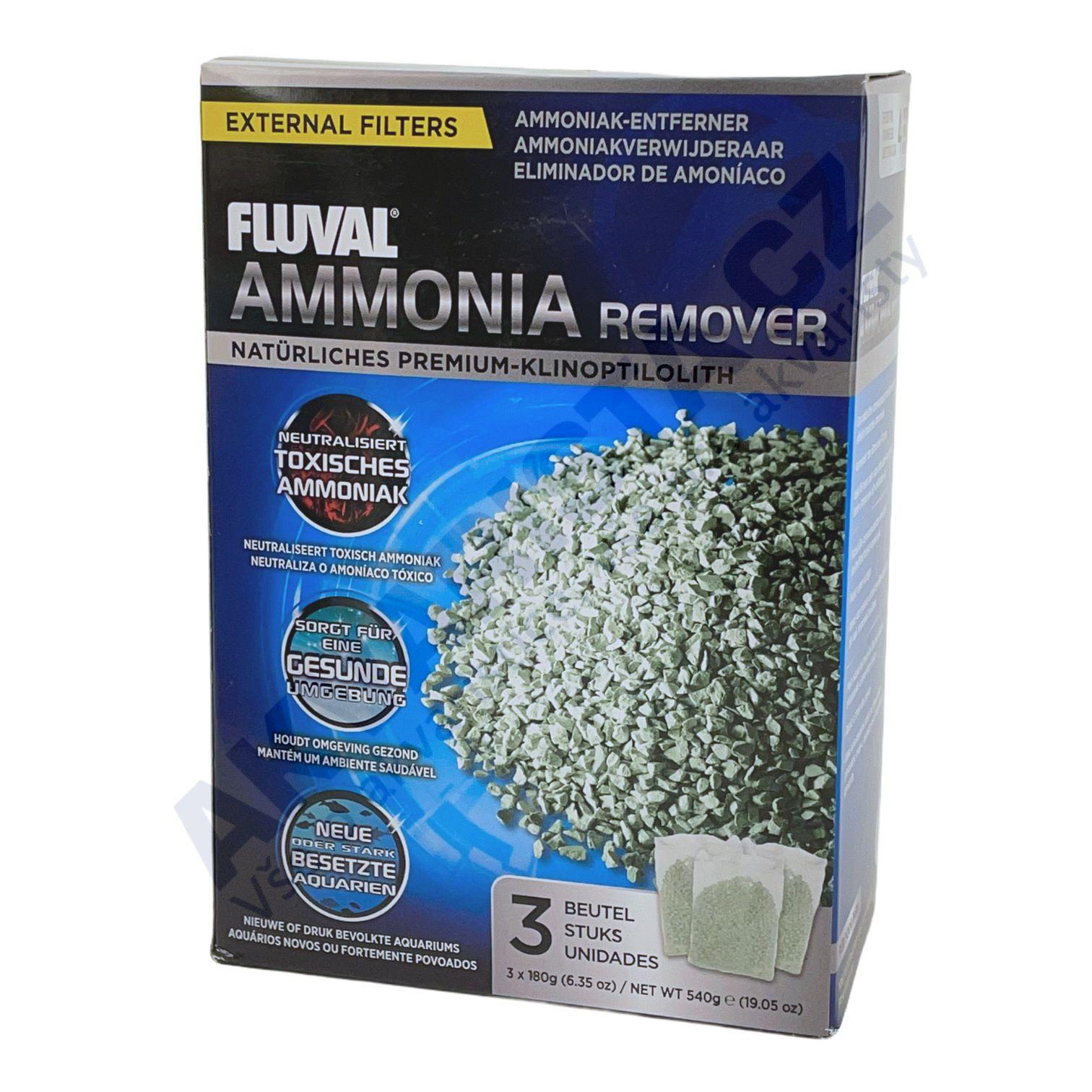 Fluval Náplň odstraňovač dusíkatých látek 540g