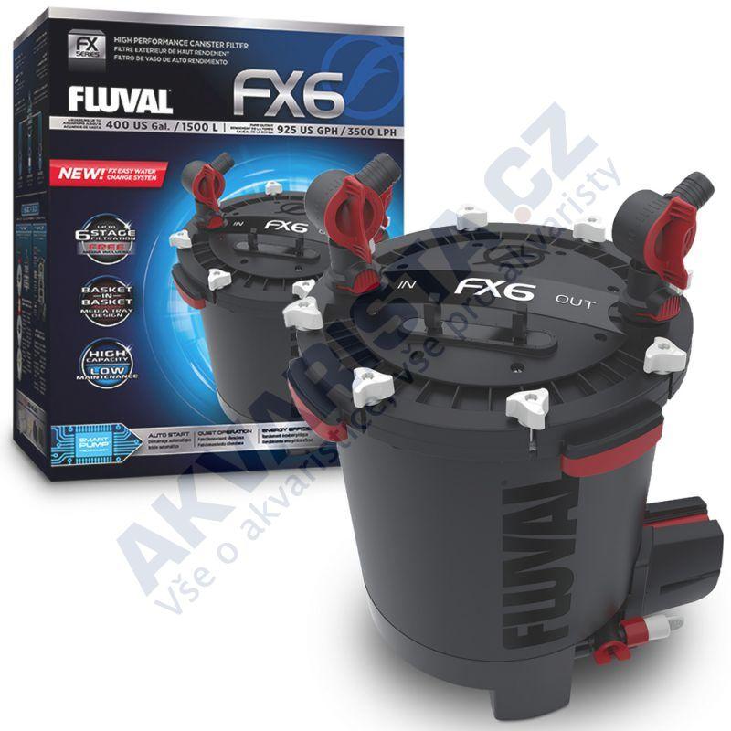 Fluval FX-6 vnější filtr