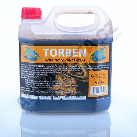 Hü-Ben Torben rašelinový koncentrát 3000ml