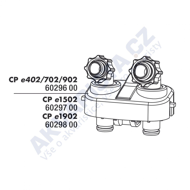 JBL Náhradní připojovací blok/adapter hadic k CristalProfi e4,7,901-2