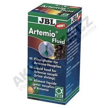 JBL ArtemioFluid 50ml - krmivo pro artemie