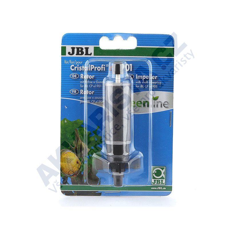 JBL Náhradní rotor s osičkou pro CristalProfi e1901, e1902 greenline