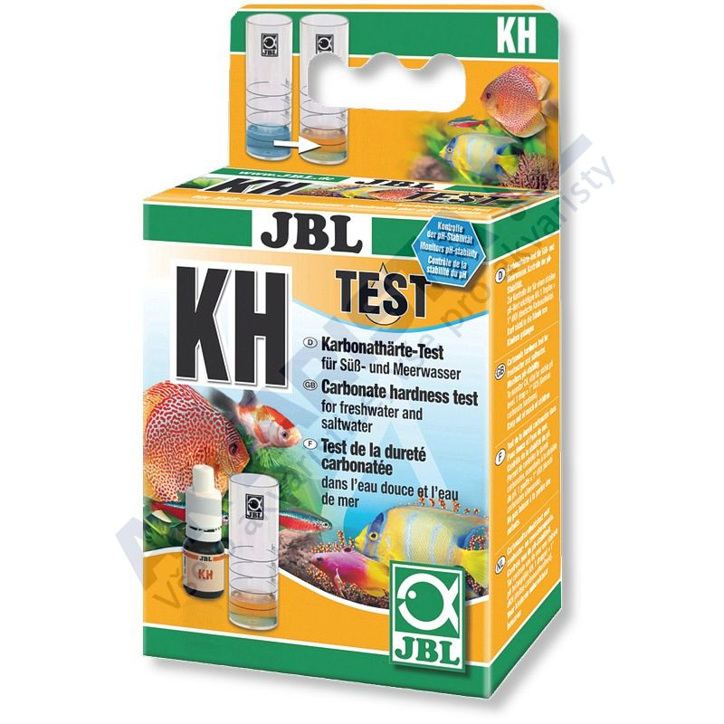 JBL Test-Set KH (uhličitanová tvrdost)