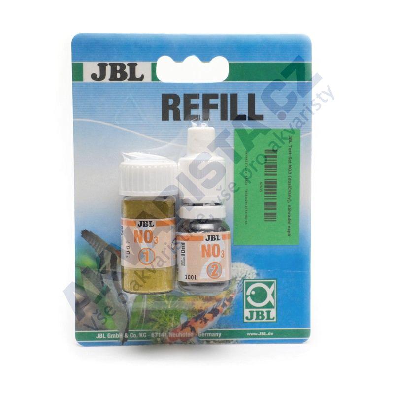 JBL Test-Set NO3 (dusičnany), náhradní náplň