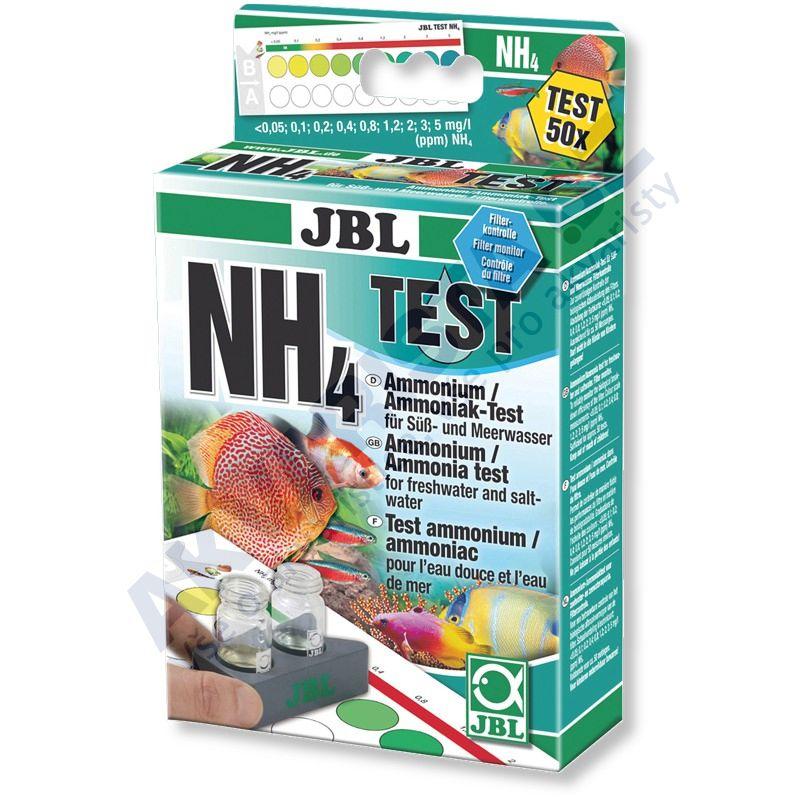 JBL Test-Set NH4 (amonium)