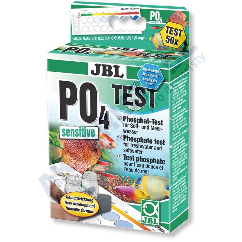 JBL Test-Set PO4 sensitive (přesný test fosforečnanů)