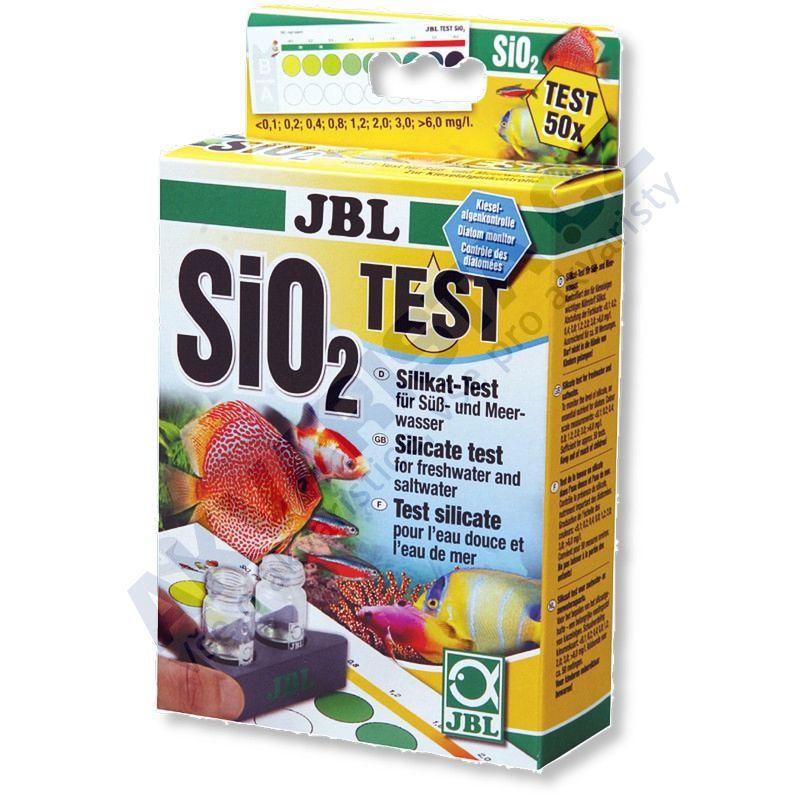 JBL Test-Set SiO2 silikat (stanovení křemičitanů)