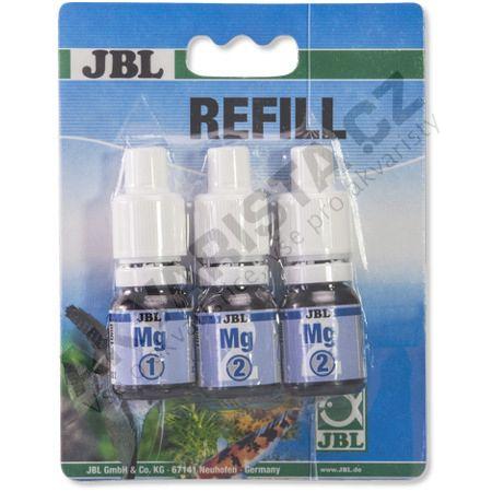JBL Test-Set Mg+Ca (stanovení hořčíku + vápníku), náhradní náplň