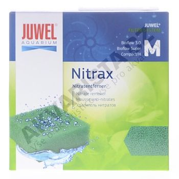 Juwel filtr. náplň Compact (Bioflow 3.0) - Nitrax (odstraňovač dusičnanů)