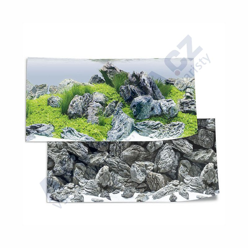 Juwel Tapeta Rock + Aquascaping L (100x50 cm)