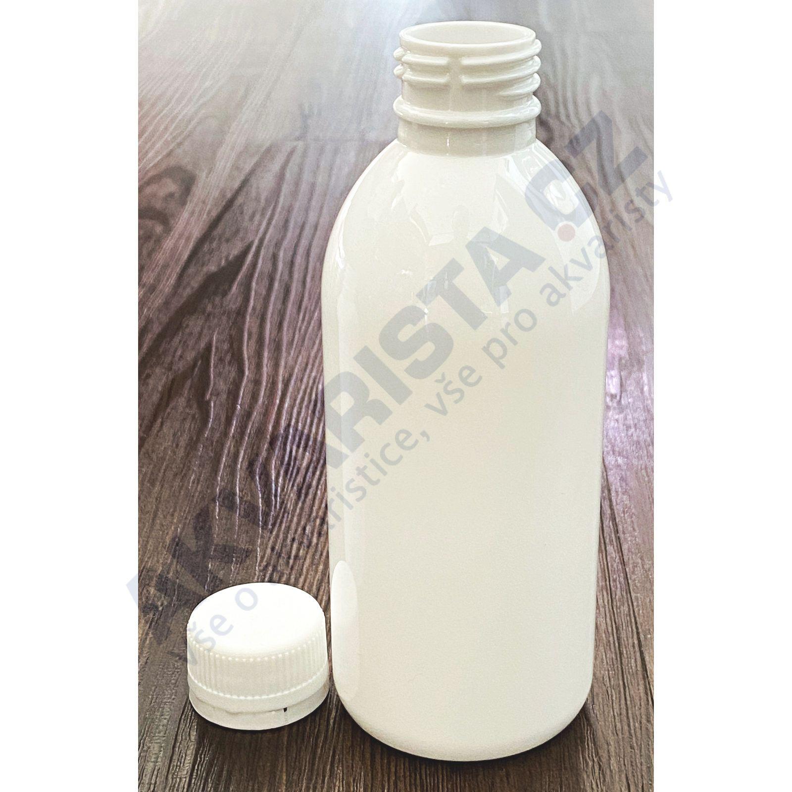 Plastová lahvička se šroubovacím uzávěrem 500 ml