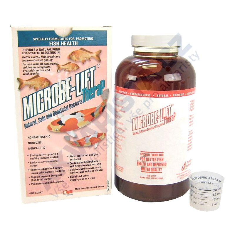 Microbe-Lift TheraP 1 L, komplex pro-biotických a aerobních bakterií
