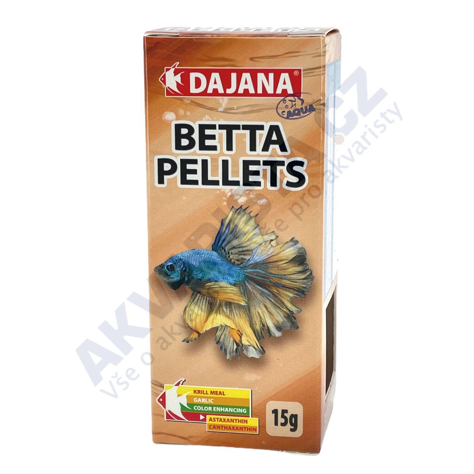 Dajana Betta Pellets 15 g