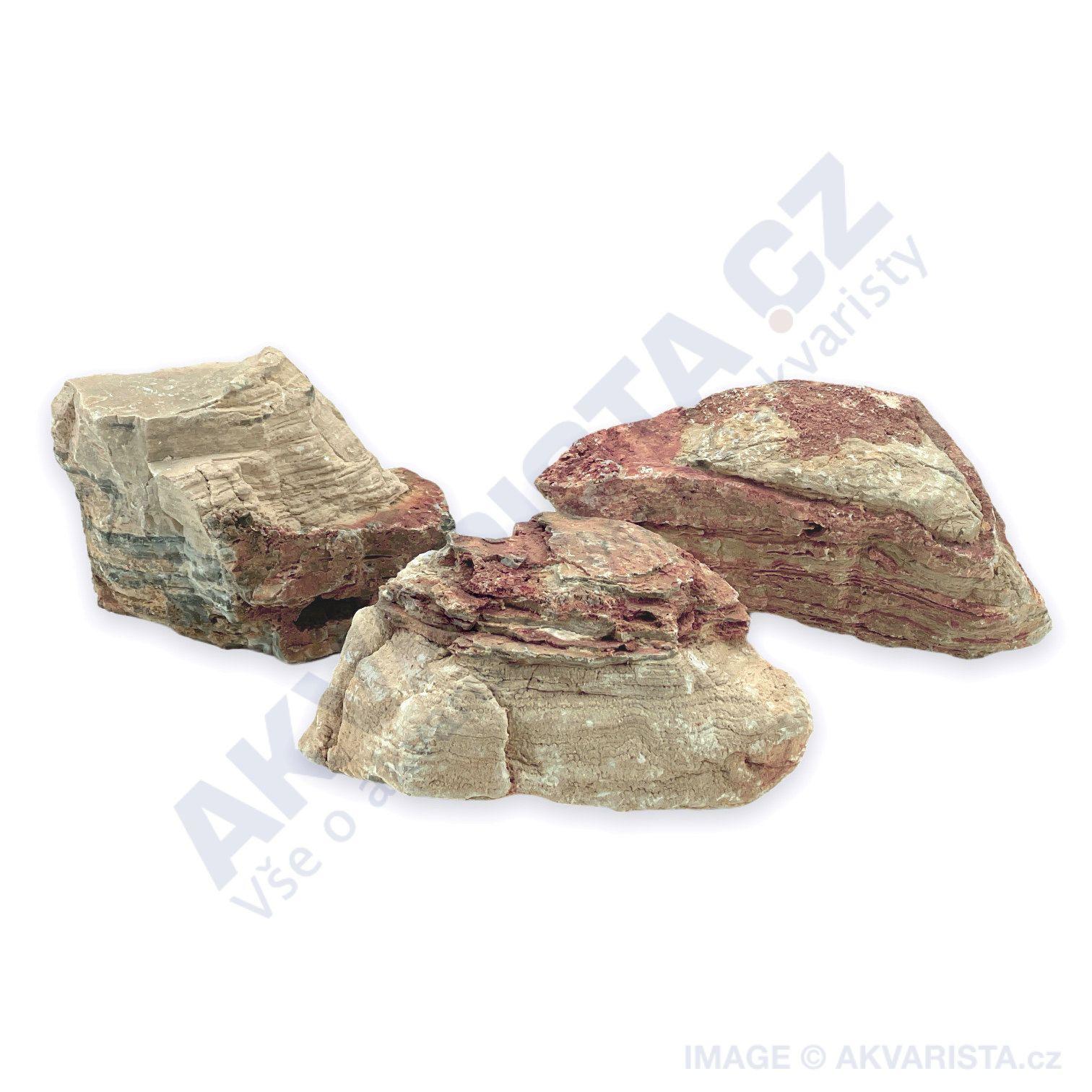 Pagode rock akvarijní kámen (1 kg)