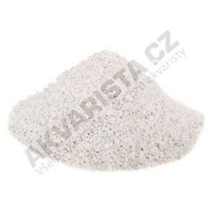 Písek křemičitý bílý 3.3kg, 0.8mm