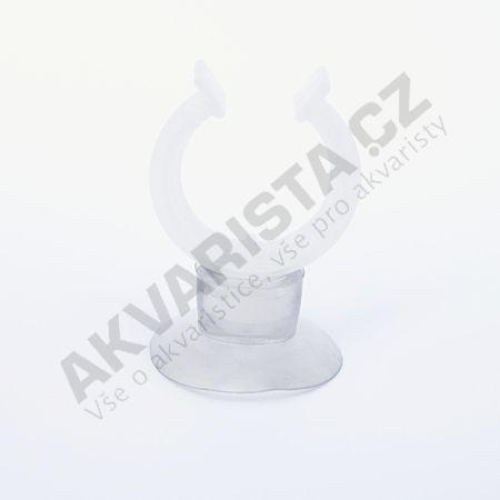 Přísavka transparentní pro hadici 16/22 mm