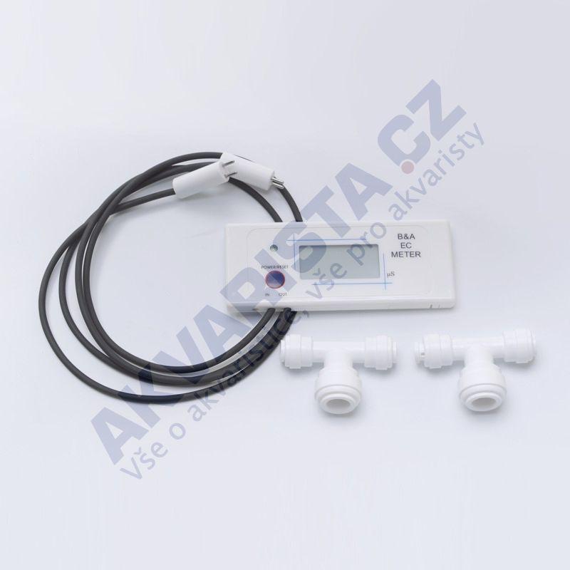 Dvojitý inline monitor - konduktometr (TDS/EC)