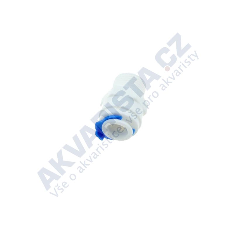 Quick Konektor přímý 3/8 závit x 3/8 hadička