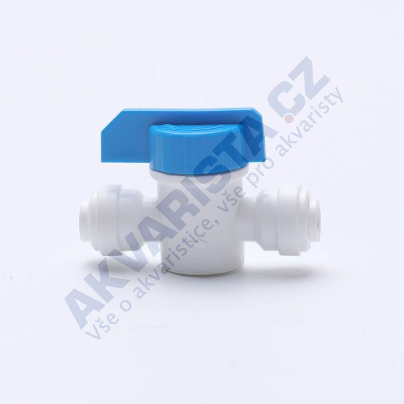 Quick kulový ventil (kohout) 3/8 hadička