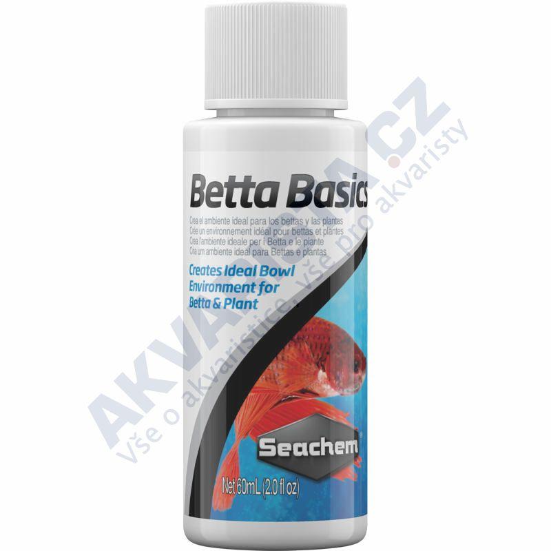 Seachem Betta Basic 60 ml