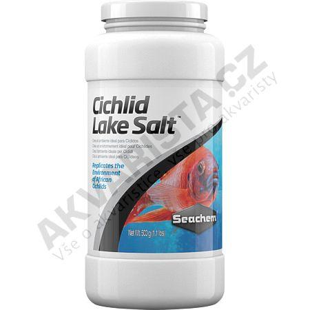 Seachem Cichlid Lake salt 500g