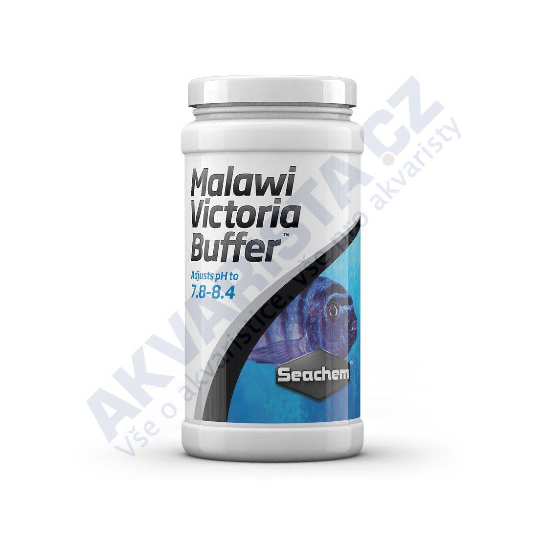 Seachem Malawi Victoria Buffer 600g