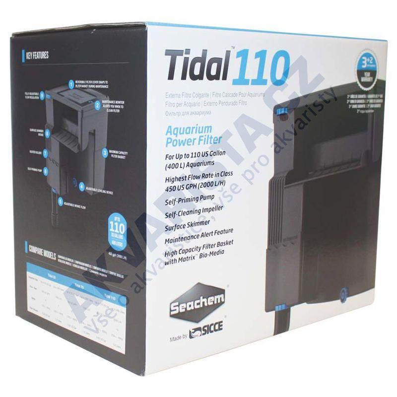 Seachem Vnější filtr TIDAL 110