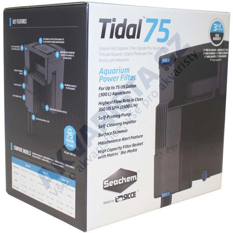 Seachem Vnější filtr TIDAL 75