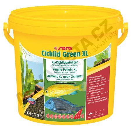 Sera Cichlid Green XL 3800 ml