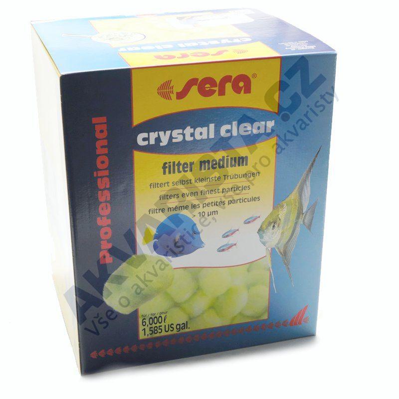 Sera Crystal clear Professional POND na 6000 litrů vody